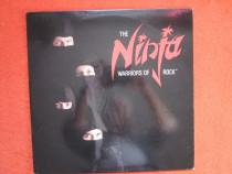 Vinil The Ninja -Warriors Of Rock-made USA 1985-Heavy Metal