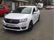 Dacia Logan Autorizatie taxi