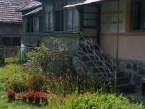 75 ar teren cu casa Praid, Harghita