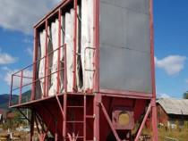 Exhaustor industrial cu melc +Presa de brichetat rumeguş