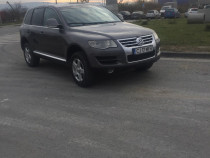 VW touareg 2,5 D facelift 2009