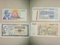 B130-15 Bancnote Yugoslavia moderne intre 1980- 1995.