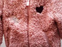 Jecuta din blana artificiala moale de firma 4 ani