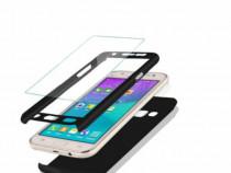 Carcasa protectie Samsung Galaxy A9 (2018), 3in1, husa 360 g