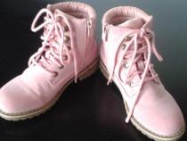 Ghete de iarna captusite roz 31 (19,5 cm)