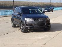 Audi q7 quattro 5 moduri de condus trapa+panoramica