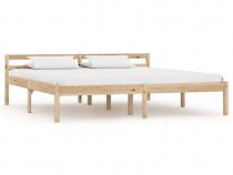 Cadru de pat, 160 x 200 cm, lemn 283194