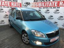 Skoda Roomster 2011-EURO 5-Posibilitate RATE-