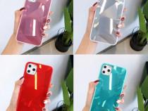 Huse cu textura diamant Iphone 11 ; 11 Pro ; 11 Pro Max