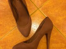 Pantofi Aldo (nude)