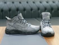 Bocanci/Ghete Baieti Nike Boots Gray Imblanite!