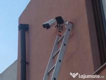 Montaj camere supraveghere