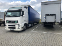 Ansamblu mega Volvo + Krone