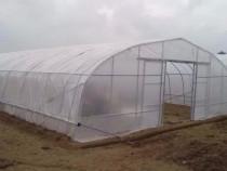 Solar de gradina, sera profesionala, pentru legume si flori,