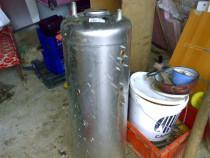 Boiler inox  plus 2 buc electrice
