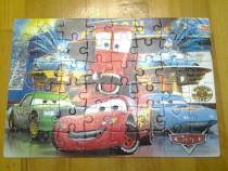 Disney Cars McQueen puzzle copii 48 piese +3 ani