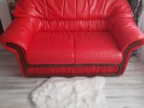 Set canapele piele ecologica 3, 2, 1