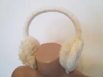 Casti protectie urechi impotriva frigului si a vantului !