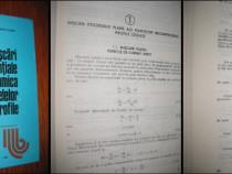 6998-G.Zidaru-Hridodinamica 1981, STARE BUNA. Gros copertata