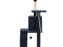 Ansamblu pisici, stâlpi funie sisal, 120 cm 170594