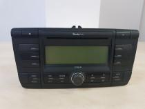 CD Player SKODA VP4SBF-18C815-AF / VP4SBF18C815AF OCTAVIA I