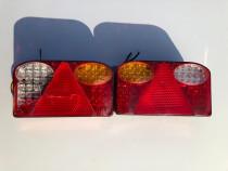 Lampi stopuri led platforme remorci rulote