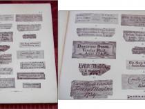 Catalog de viori sec. XVI-XIX, carte f rara - GoldArt 2009