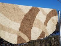 Covor din lana, cu fir lung, 2.20 x 1.50 m