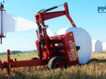 Mașină de înfoliat baloți Metal-Fach Z237