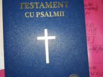 Testamentul cu psalmii