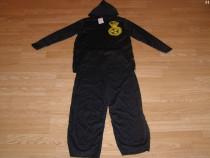 Costum carnaval serbare ninja 9-10 ani