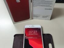 Telefon Apple iPhone 7 + Plus 128Gb Red Rosu Neverlocked ful
