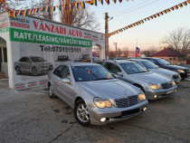 Mercedes C Diesel 220 Cdi-2001-automat-Finantare rate