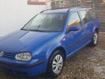 Volkswagen golf 4 din 2003 1.6 16 v euro 4 cu clima