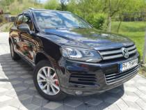 VW Touareg 3.0TDI V6 2010 Euro 5, Înmatriculata RO