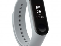 Curea Bratara Silicon Fitness Xiaomi Mi Band 3/4 GREY