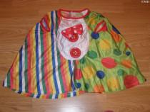 Costum carnaval serbare clovn pentru copii de 1-2 ani