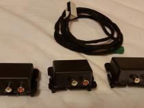 Prize audio video AUX auxiliar Peugeot Citroen