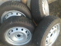 Roti Dacia Logan Rulaj 2000km + bonus - se poate si Bucurest