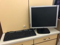 Monitor LG + tastatura