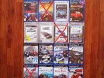 18 jocuri originale Playstation 2