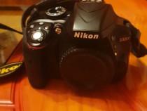 Nikon d3300+nikon 18-55 mm+sigma 50 mm f 1.4