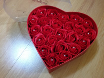 Aranjamente trandafiri sapum