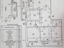 Apartament 4 camere Darmanesti 5 min de Kaufland
