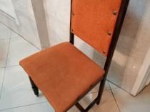 Set de 6 scaune din lemn masiv la pret de 5