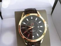 Ceas Royal Spencer Origina,Elegant-Classic ,Gold-Brown 1155