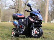 Mini Motocicleta electrica cu 3 roti 183099 STANDARD #Negru