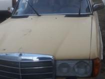 Mercedes benz 240 w166 cobra