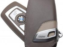 Husa protectie cheie originala BMW maro