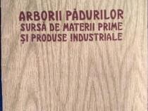 Arborii pădurilor sursă de materii prime și produse indust
